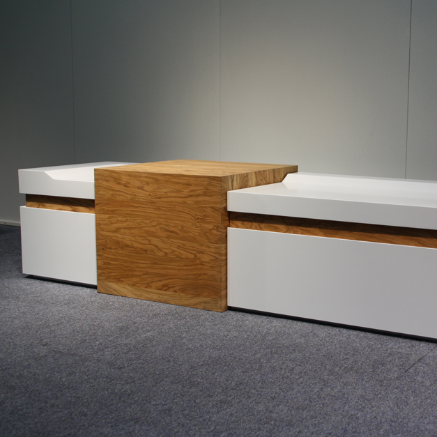 Möbel design sideboard  Referenzen diverse Möbel | Müller + Peters